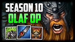 How to Play Olaf in Season 10 for Beginners | Olaf Jungle GUIDE - League of Legends