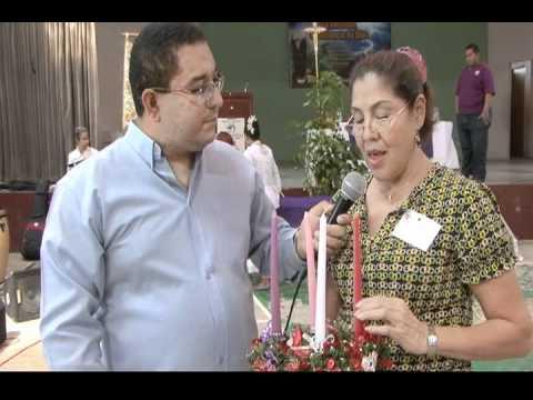 Retiro en Kilpatric Panamá Viejo- Abrid las Puertas al Redentor 5 de dic 2010