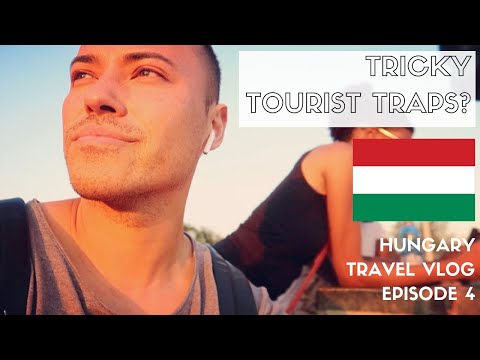 FIRST IMPRESSIONS OF BUDAPEST + GELLERT HILL | HUNGARY TRAVEL VLOG 2018 | EPISODE 4