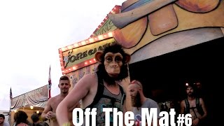 Off the Mat - I saw monkey people at Forecastle