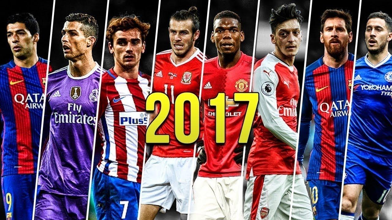 the best football skils ever 2017 2018 messi ronaldo