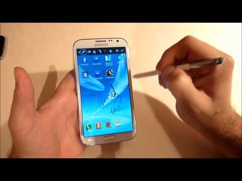 Samsung Galaxy Note II Full Hands-on Review