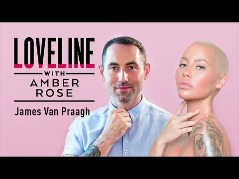James Van Praagh Will Impress You! - Loveline with Amber Rose