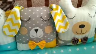 видео Детские подушки