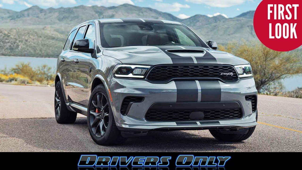 2021 Dodge Durango is Refreshed and New SRT Hellcat Coming!