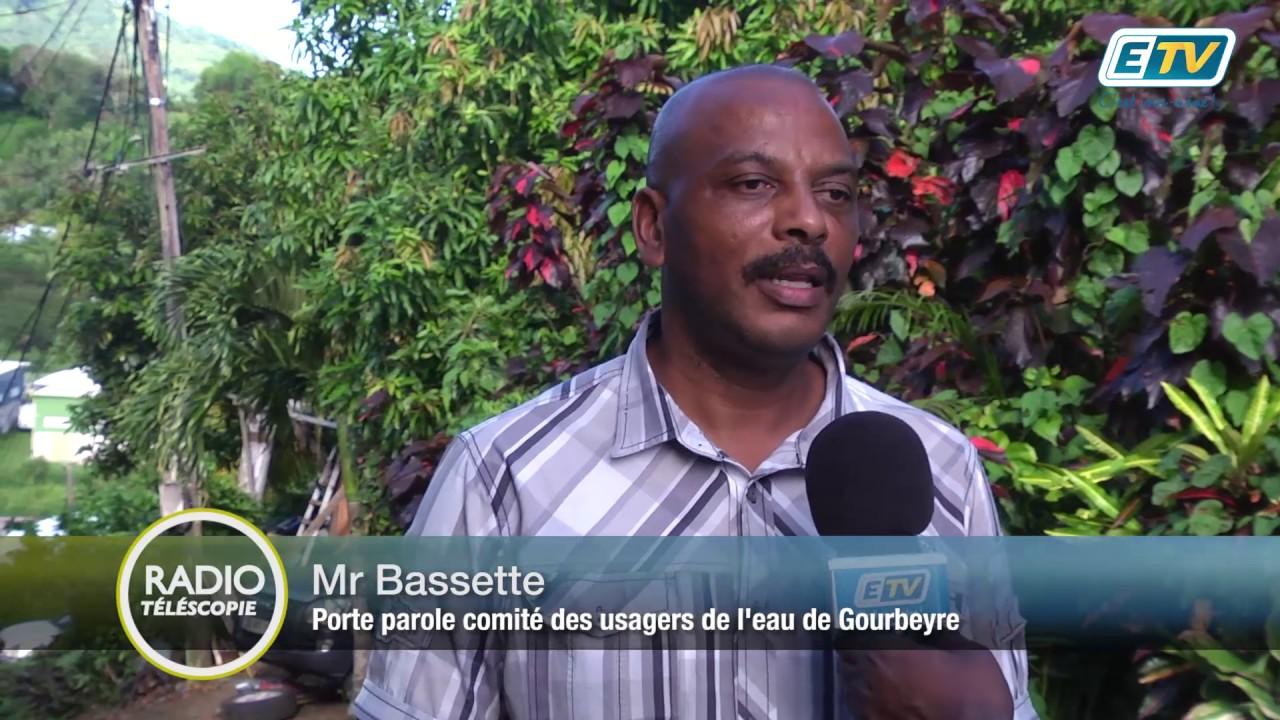 Radio Télescopie:  Les problèmes d'eau en Guadeloupe Part 2
