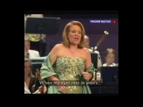 Renée Fleming - Sieben frühe Lieder - Berg LIVE (2007) plus