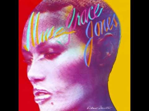 Grace Jones-I'll Find My Way To You