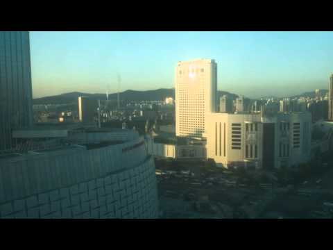 Seoul - Shenzhen - Time Lapse Composition