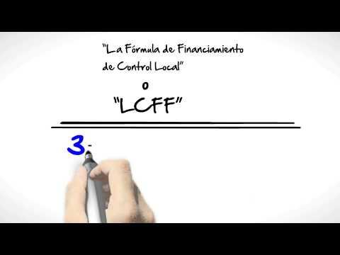 LCFF for  National University Academy