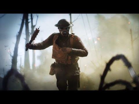 Explosive radius (awesome battlefield 1 moment)