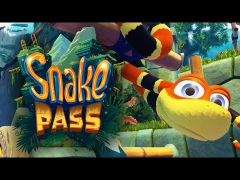 Snake Pass - 1-Hour Gameplay Preview On Nintendo Switch!