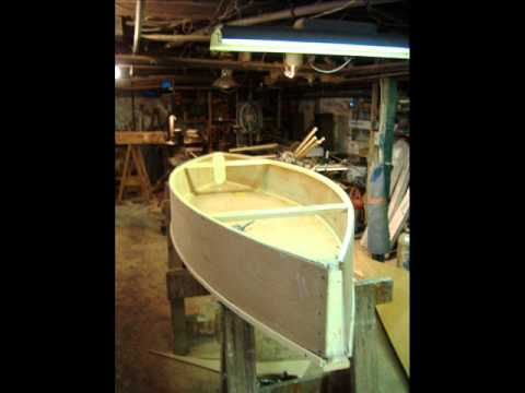Building A 16 Ft Canoe And An 8 Ft Duckboat Youtube