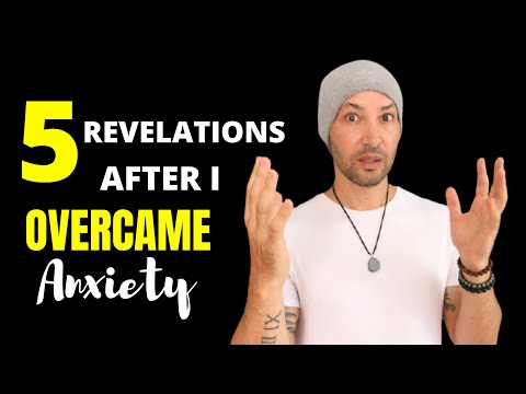 5 Biggest Revelations From My Anxiety Recovery 😮