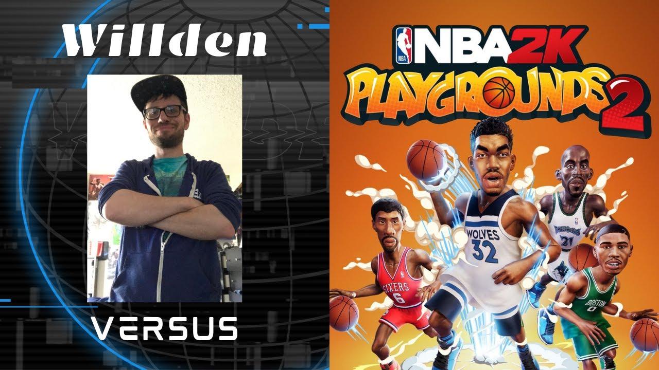 Download Willden Versus NBA 2K Playgorunds 2