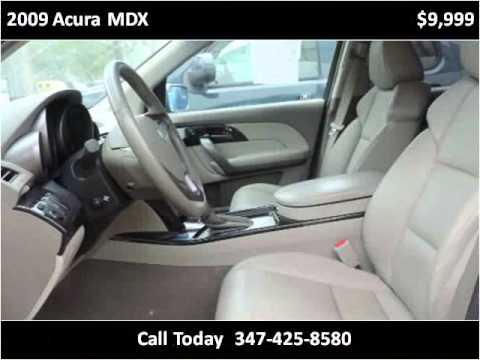 2009 Acura Mdx Used Cars Brooklyn Ny Youtube