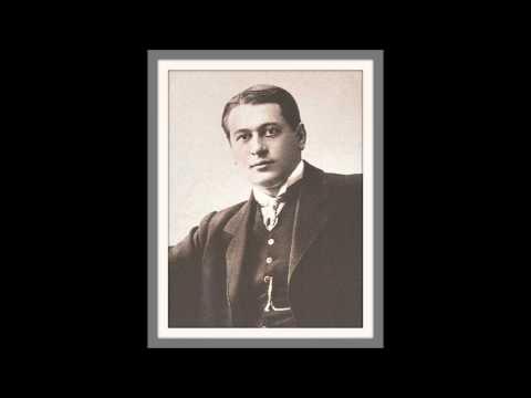 """Baritono GEORGES BAKLANOV  - Otello """"Era la notte...""""  (1919)"""