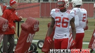 Nebraska Football Tuesday Spring Practice Report  w/Sean Callahan 3/14/17