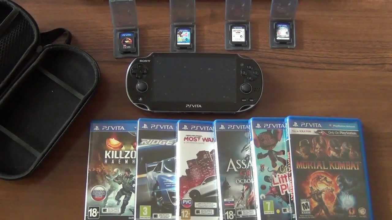 PSP GO обзор № 2 прошивка и проверка игры assasin creed - YouTube