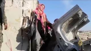 قوات النظام السوري تسيطر على حي الصاخور بحلب