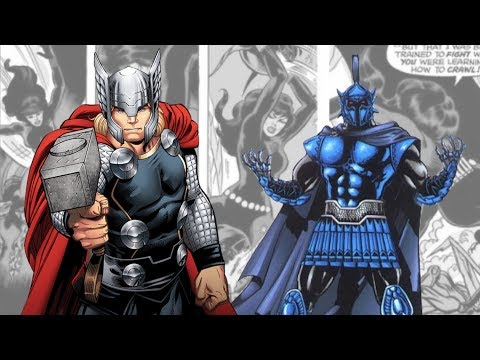 Ares VS Thor {Match-up}