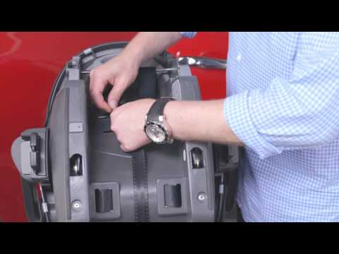 Britax Safe-n-Sound Unity ISOFIX Rear Facing Installation Video