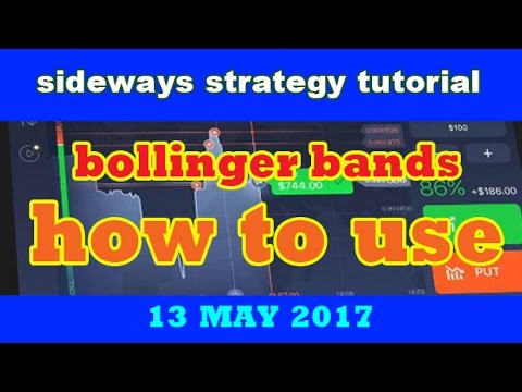 How to trade binary options with bollinger bands