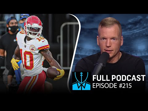 Week 12 Recap: Mahomes-to-Hill burns Bucs + Henry for MVP? | Chris Simms Unbuttoned (Ep. 215 FULL)