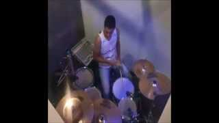 Resplandece (brighter por hillsong young & free) Drums Cover by : (Angel subero)
