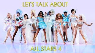 SOC: Let's talk about All Stars 4