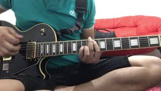 Gambar cover White Lion - Till Death Do Us Part (Solo Guitar Cover)
