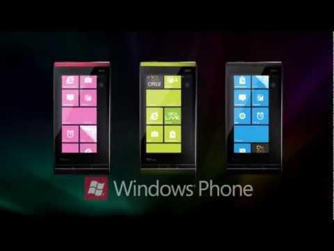 KDDI Windows Phone commercial