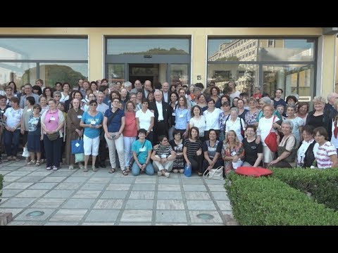 Napoli - Ordo Virginum, 250 vergini consacrate a raccolta (28.08.17)