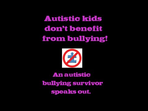 Autistic kids don