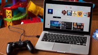 Come collegare controller PS3-PS4 su Mac!!