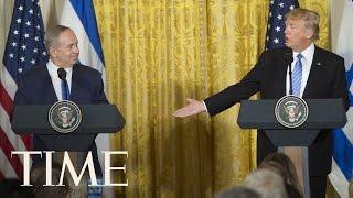 President Donald Trump: I