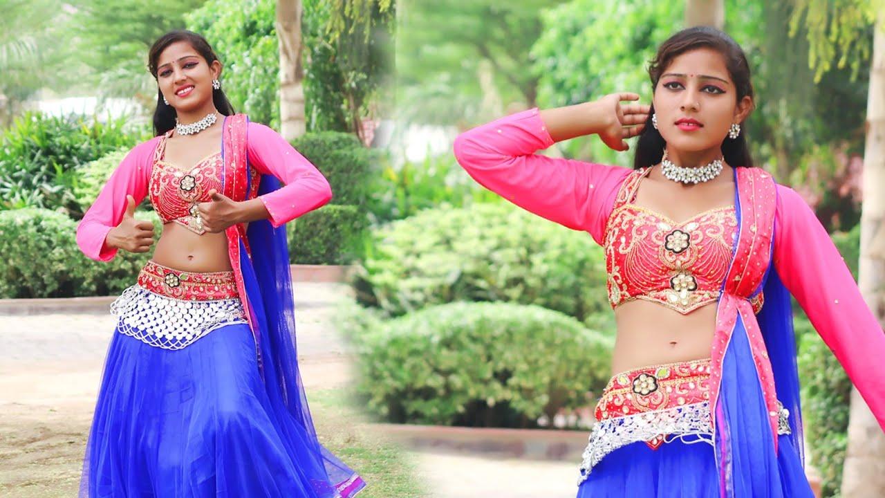 नेहा अलवर का डांस वीडियो || Piya To Moku Bhulyo Re Bhaheli Mili Prai Re || Ajeet Katara Rasiya