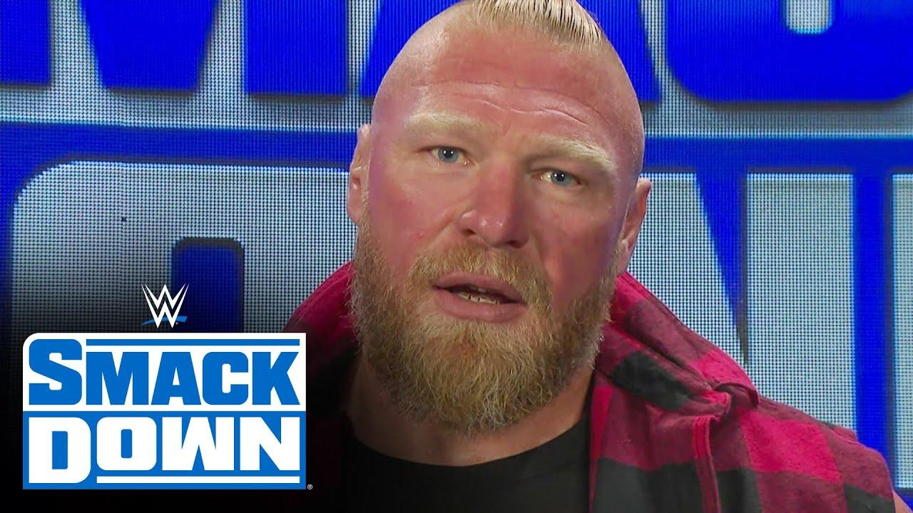 Backstage Note On Brock Lesnar's Appearance On SmackDown
