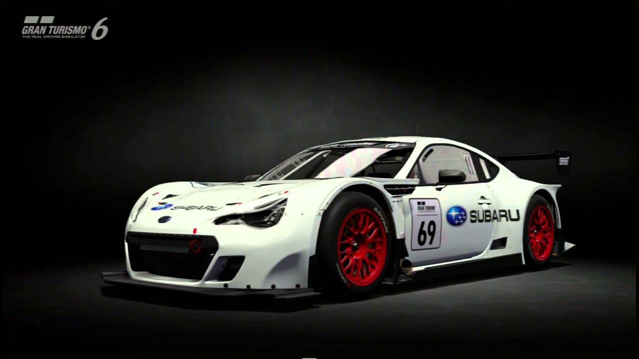 Brz 0 60 >> GT6 SUBARU BRZ GT300 Base Model ano 2012 video 0044 - YouTube