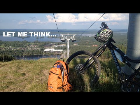 What makes the mtb / freeride so fun?