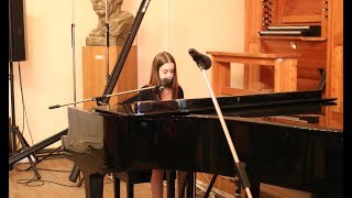 Always Remember Us This Way - Lady Gaga | Live cover by Antonia Radulescu