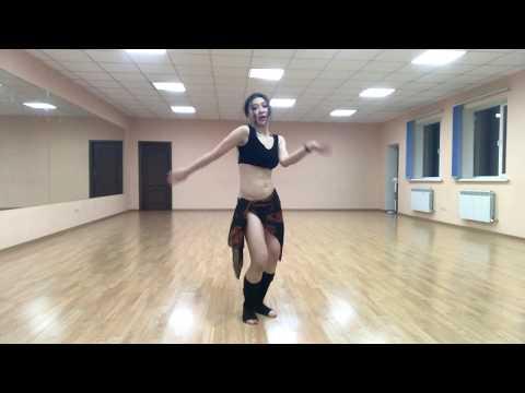 Akcent feat Lidia Buble & DDY Nunes - Kamelia dance. belly dance