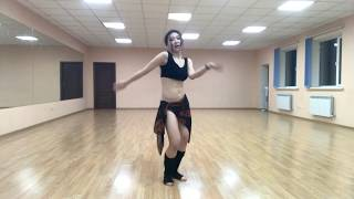 Akcent feat Lidia Buble & DDY Nunes - Kamelia dance. belly dance