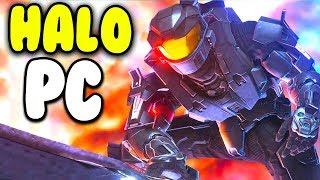 Halo 3 Free to play on PC!? How to play Halo on PC! (Halo Online 0.6)