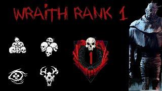 Dead by Daylight Rank 1 Ghost Do not burn me..!!!!!!