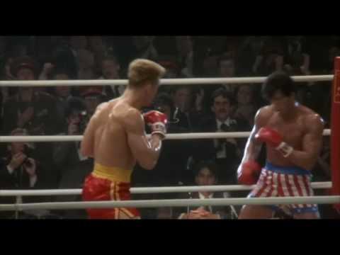 Rocky vs Ivan Drago -  Rocky 4 High Definition