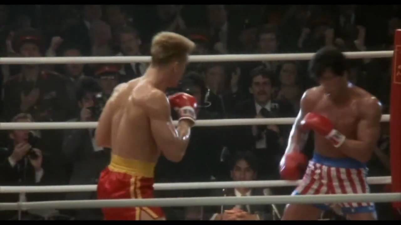 Rocky vs Ivan Drago - Rocky 4 High Definition - YouTube