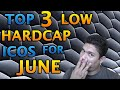 Top Low Hardcap ICOs For June - ICO Coin Score Sheet
