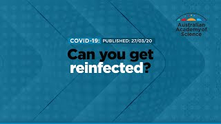 COVID-19: Can you get reinfected?
