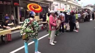 吉原宿 宿場祭り2012